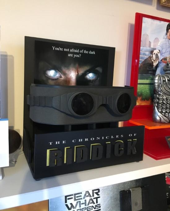 COR goggles 2