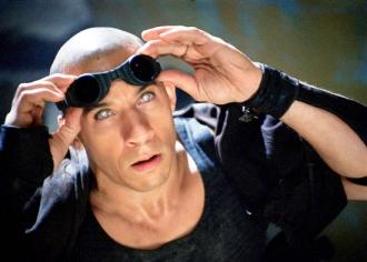 Riddick (Von Diesel)