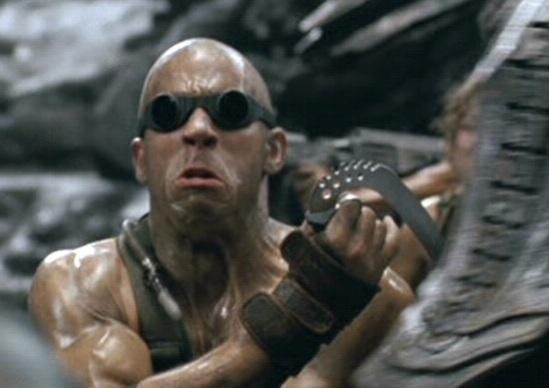 Riddick Blade Ring