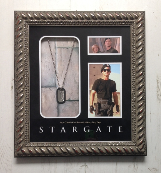 Stargate Prop Display