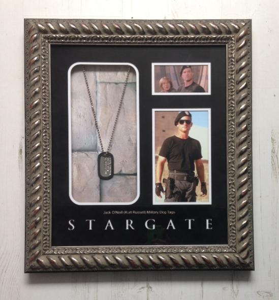 Stargate Prop Display