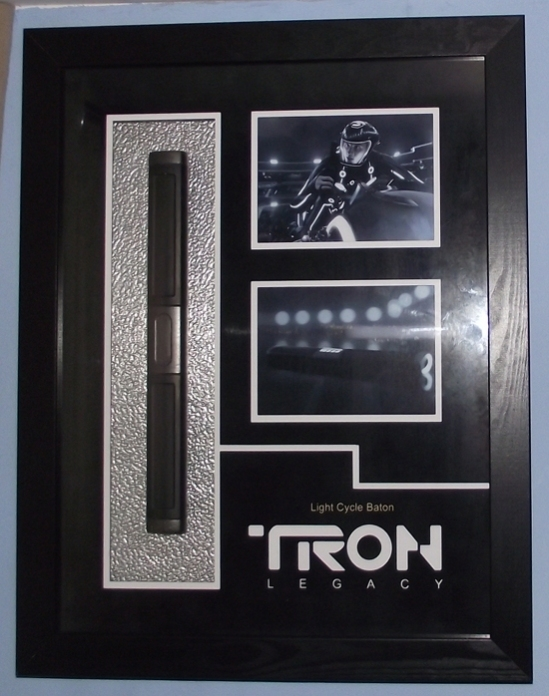 Tron Baton Display