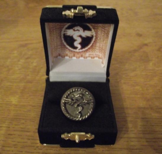 Van Helsing Ring
