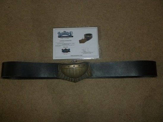 Dredd Belt