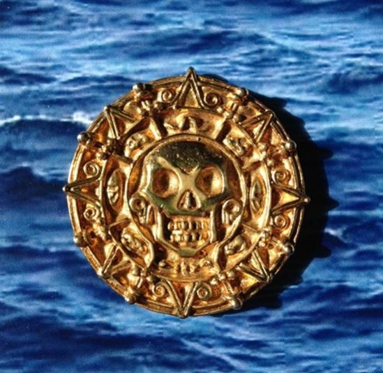 POTC Aztec Coin