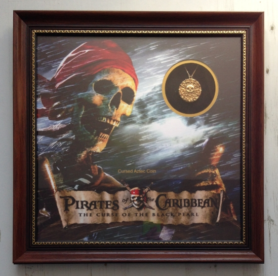 POTC Coin Display