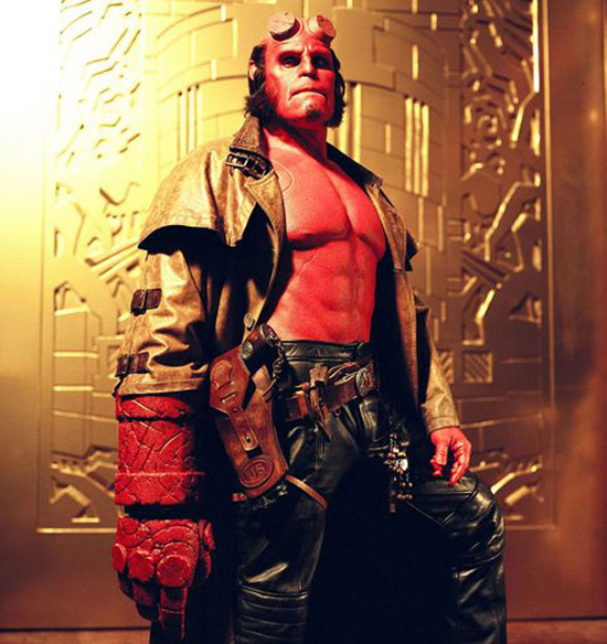 Coin Collection For Sale >> Hellboy (Ron Perlman) Right Hand of Doom | The Prop Tank
