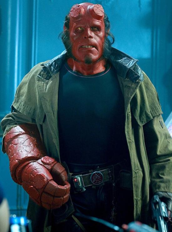 Hellboy last