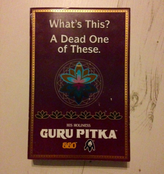 Love Guru Book Prop