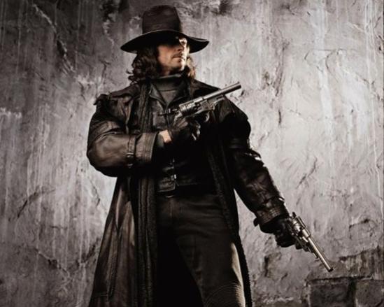 Van Helsing Pistols