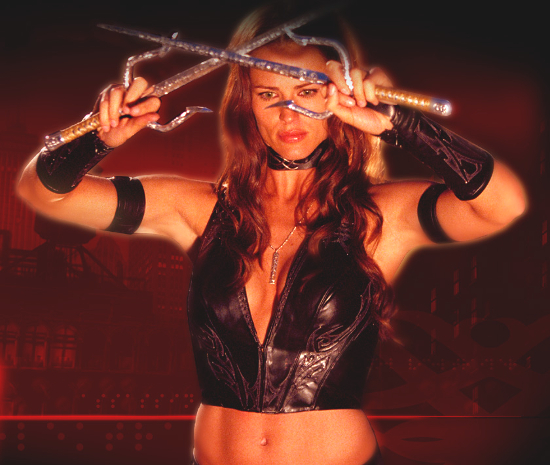 Elektra Daredevil Elektra Jennifer Garner Necklace