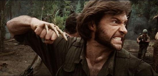 Wolverine Bone Claw 5