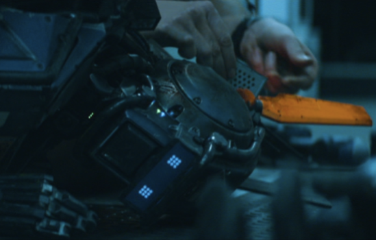 Chappie Data Tray 2