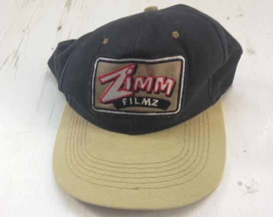 Zimm Films Cap
