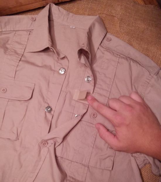 Indy Stunt Show Shirt 2