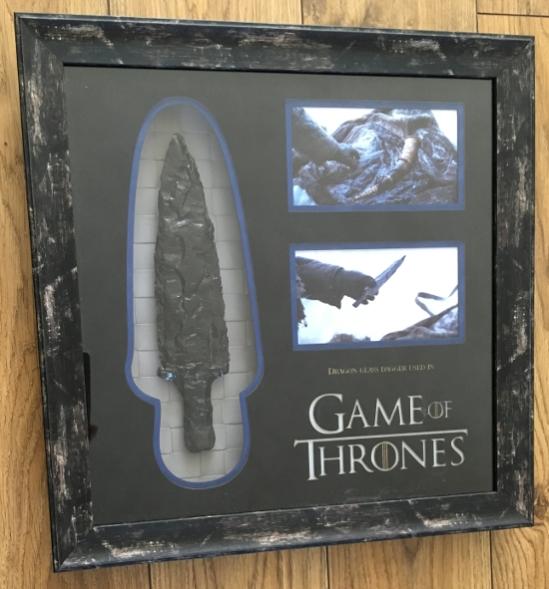 Dragon Glass Display