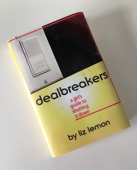 30 Rock Book 1