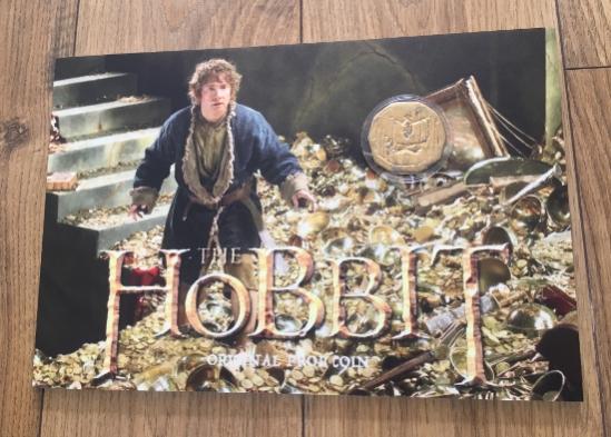 Hobbit Coin 1