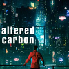 Altered Carbon Icon