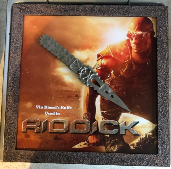 Riddick Knife 0